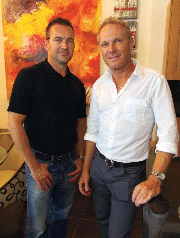 Todd Brazzon and Kirk Bridgewater.JPG
