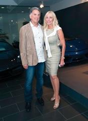 Todd Lempert and Donna Medrea