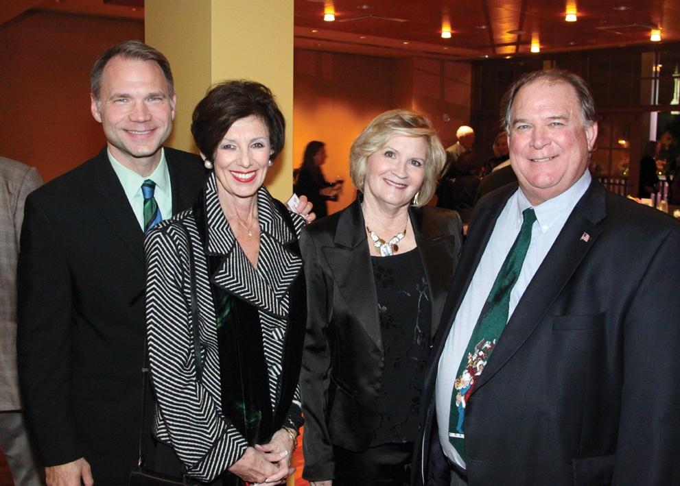 Todd Schultz and Ann Davies with Patti and David Down.JPG