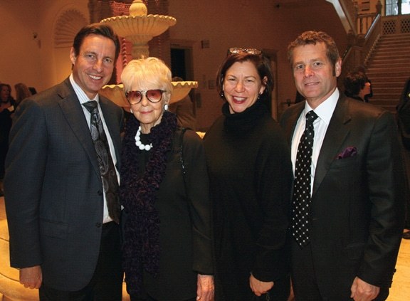 Tom Gildred, MaryAnne Ginnow, Katy McDonald and Douglas Tribble.JPG