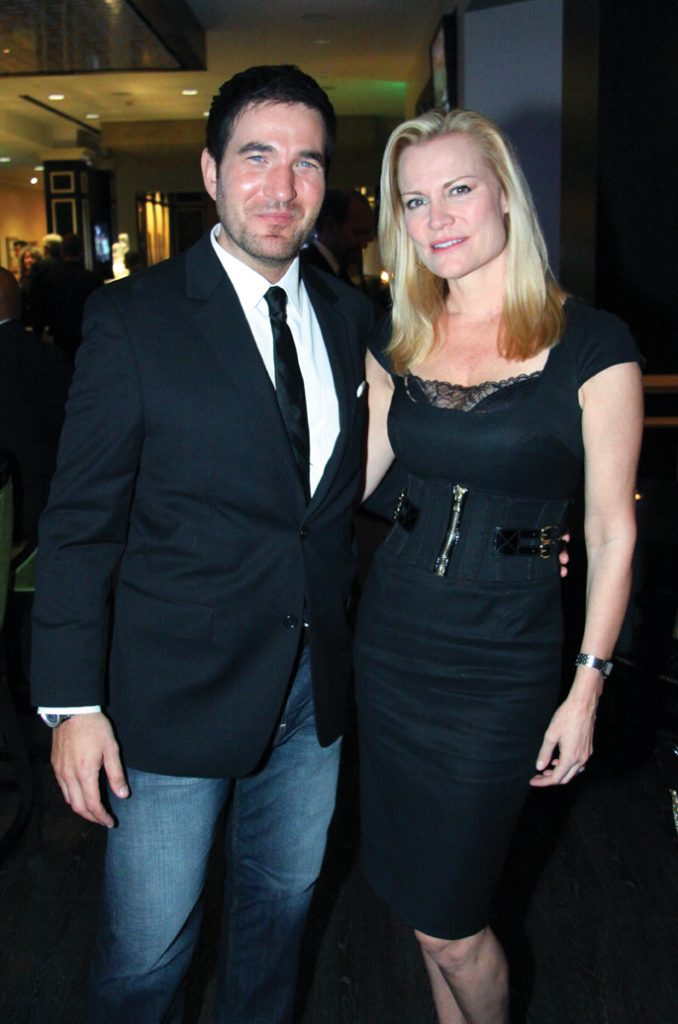Tom Lien and Tori Hall.JPG