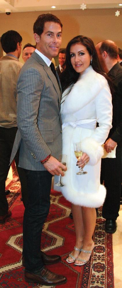 Tom and Jennifer Waters