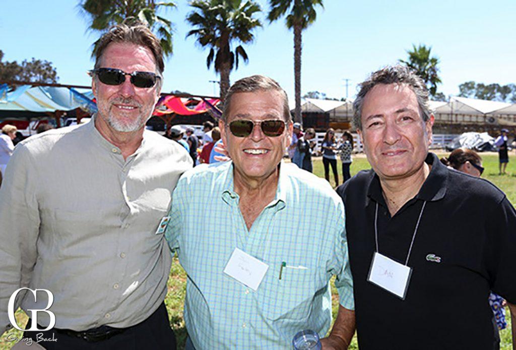 Tom Blessent  Jim Farley and Dan Einhorn
