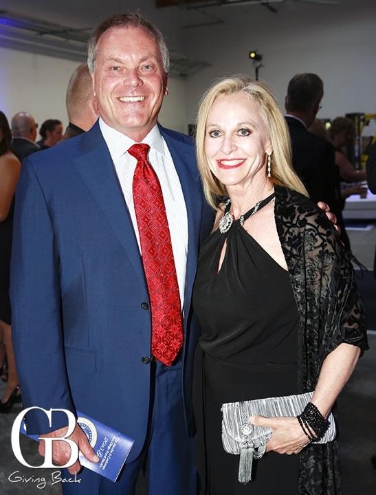 Tom and Dolinda Forsythe
