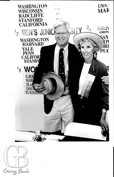 Tom and Jane Fetter