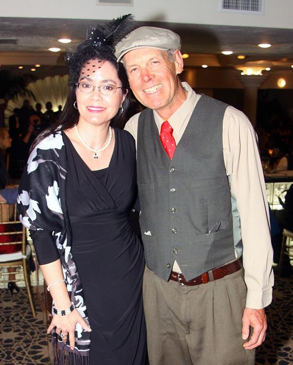 Toni Yoders and Bob Ryan