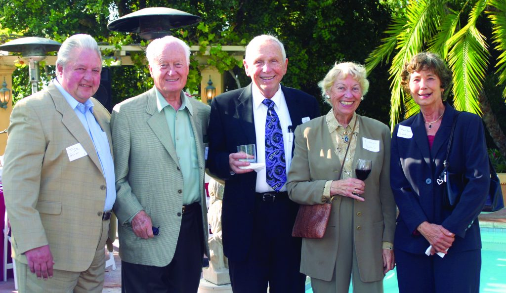 Tony Ghironi, Terry Gooding, Bob Keck, Elizabeth Sjokvisk and Barbara Gooding.JPG