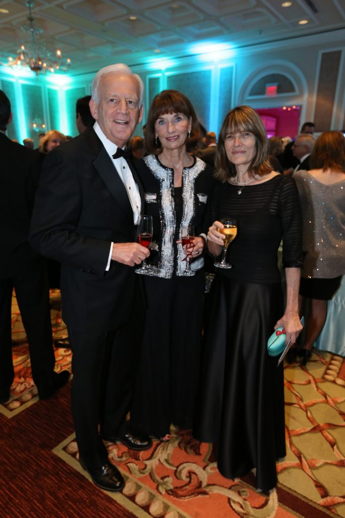 Tony and Laurie DeMaria and Sylvia Evans.JPG
