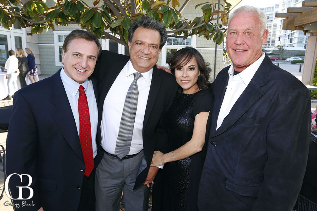 Tony Sorge  Rick Rosa  Mati Valdes and Phil Immel
