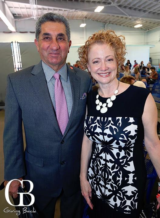 Tony and Sara Napoli