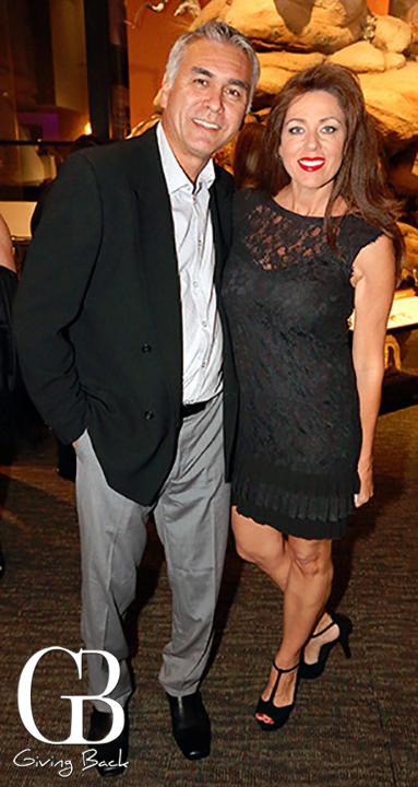 Tosh and Angela Ervin
