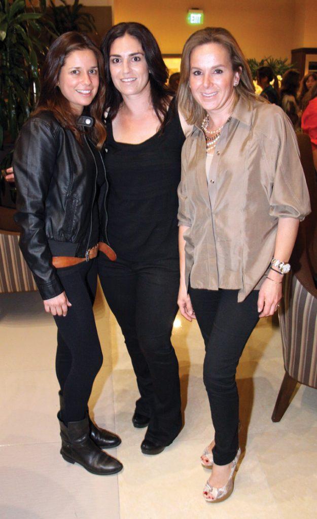 Tracy Nakach, Elena Maya and Tania Moel.JPG