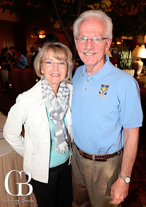 Tricia and Jim Hay