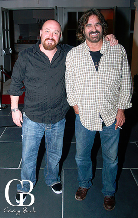 Troy Duffy and David Della Rocco