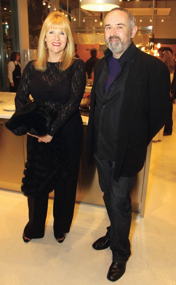 Trudy Stambook and Ricardo Cannaviello +.JPG