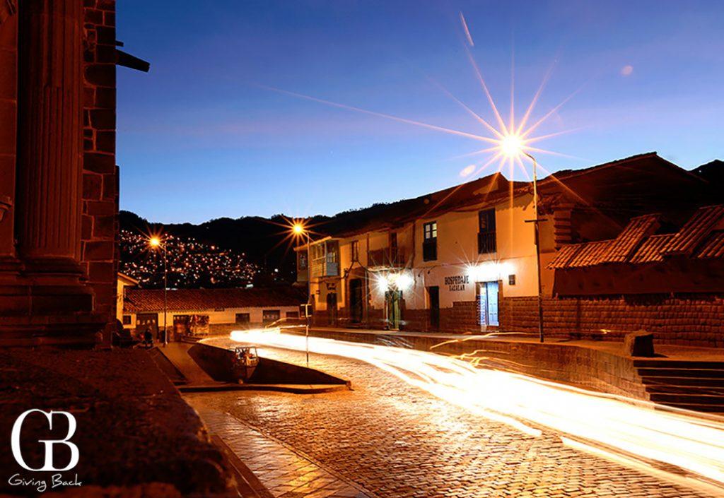 Twilight in Cusco