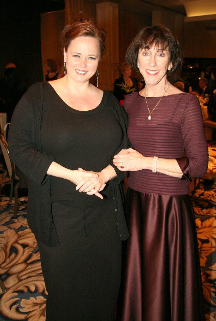 Twyla Robinson and Carol Lazier.JPG