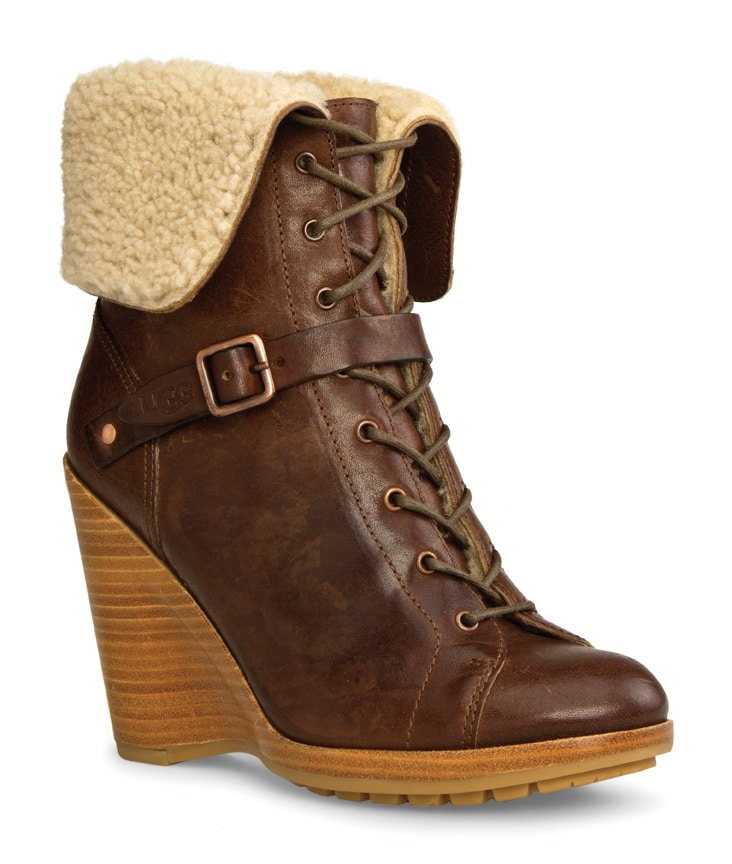 UGG® Australia Caprera Boot in Flint