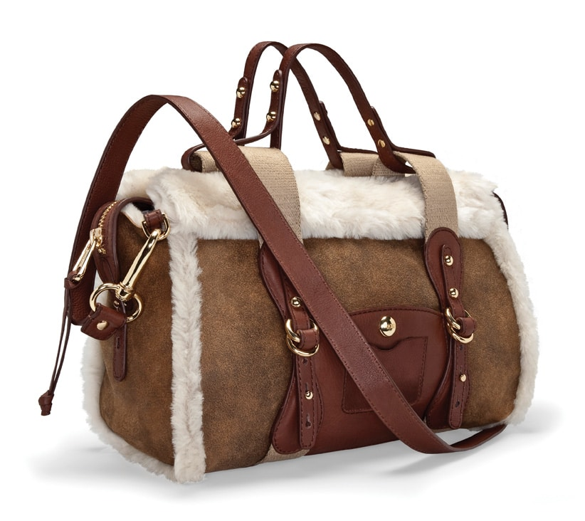 UGG® Australia Shearling Doctor Bag