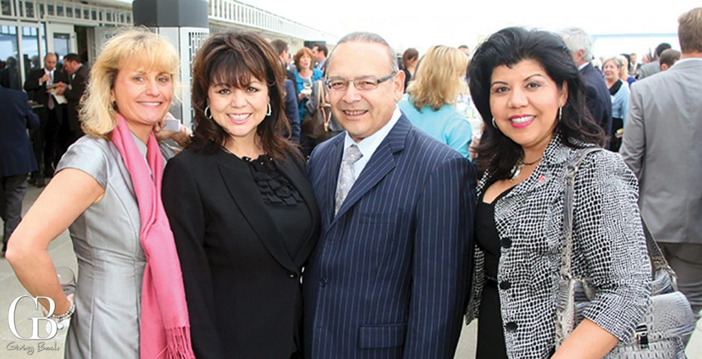 Uli Heine  Lidia and Ted Martinez and Berenice Zamaro