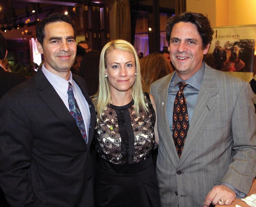 Umberto Cannarsa, Kristi Larsen and Todd Tatham.JPG