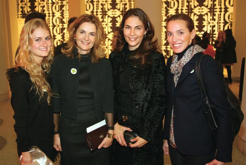 Ursula Garcia, Martha Garcia, Isabel Coppel and Tatiana Bilbao.JPG