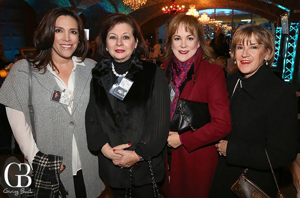 Ursula Herrera     Silvia Fimbres de Ruiz    Patricia Barnet Castillo    and Josefina Alvarez Fadela