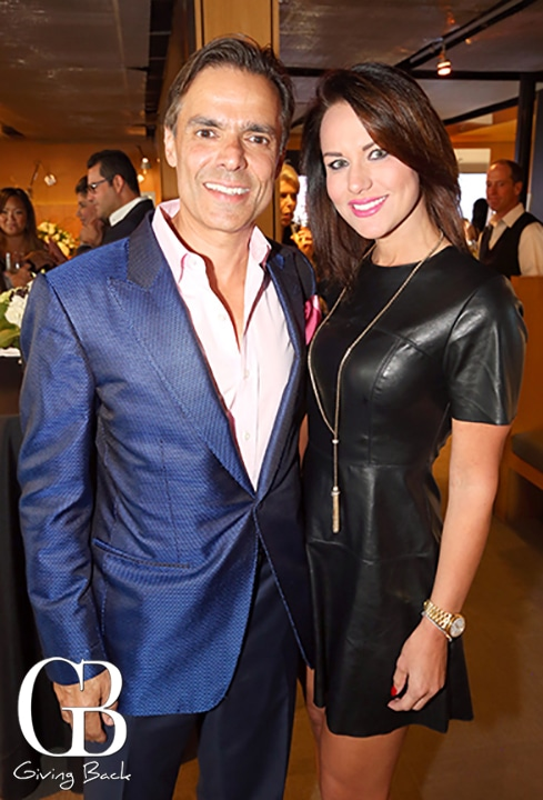 Vahid Moradi and Alena Kortis