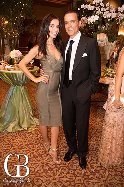 Valentina Valencia and Vahid Moradi