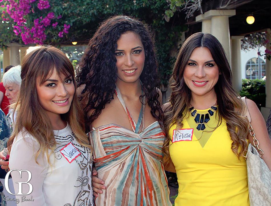 Vanessa Torres  Karina Heredia and Melissa Torres