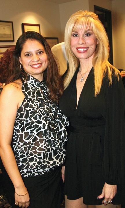 Veronica Alvarez and Cherise Jacobs.JPG
