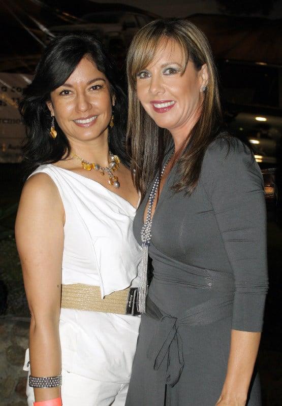 Veronica Moreno y Denisse Macklis