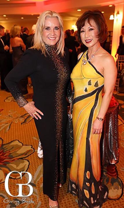 Veronica Engel and Joanne Wang