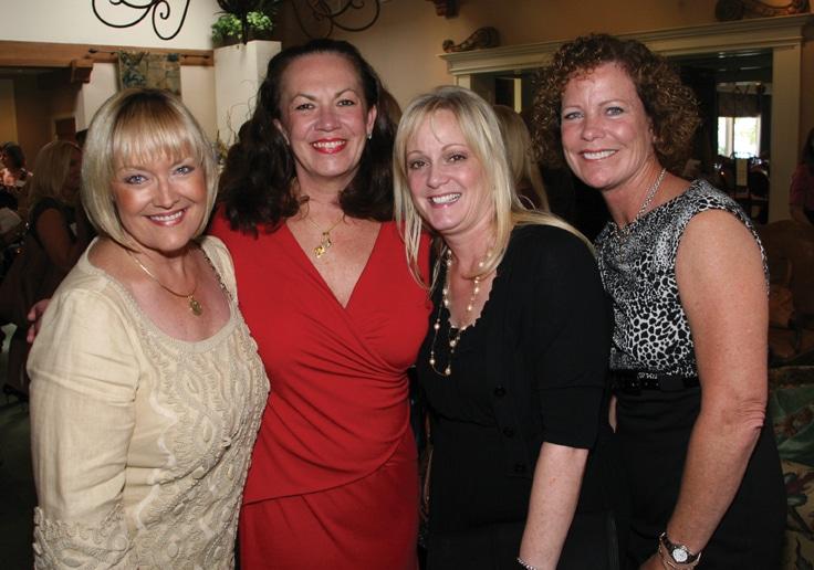 Vicki Eddy, Terry Cooper, Lise Wilson and Barbara Mulligan.JPG