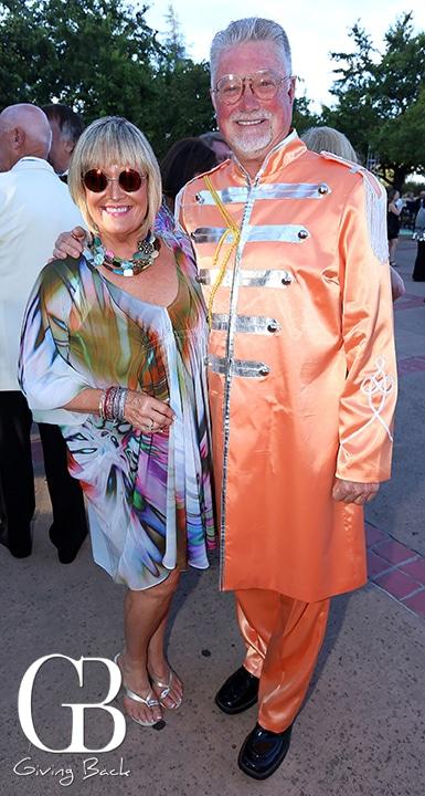 Vicki and Chris Eddy