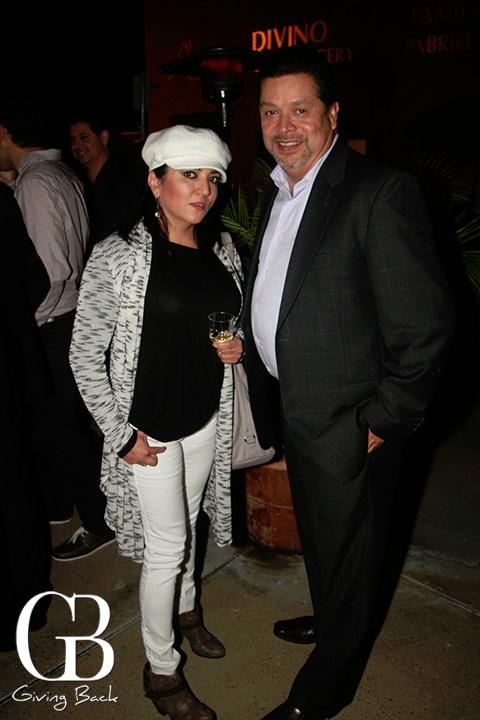 Vicky Santoyo and Rafael Garcia
