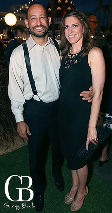 Victor and Sarah Cantu