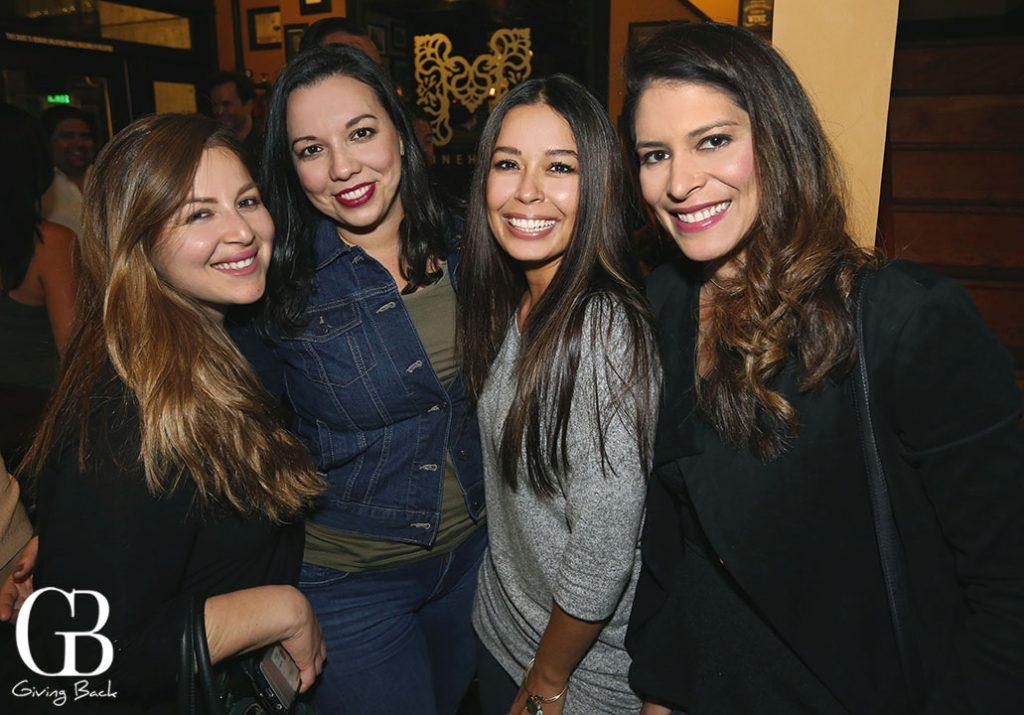 Victoria Martinez  Beatriz Salgado  Crystal Alatorre and Alania Bogarin