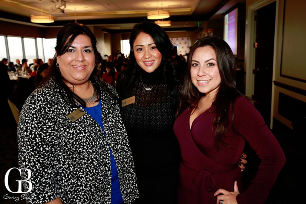 Vigi Austin  Lucy Rodriguez and Kristen Gonzales
