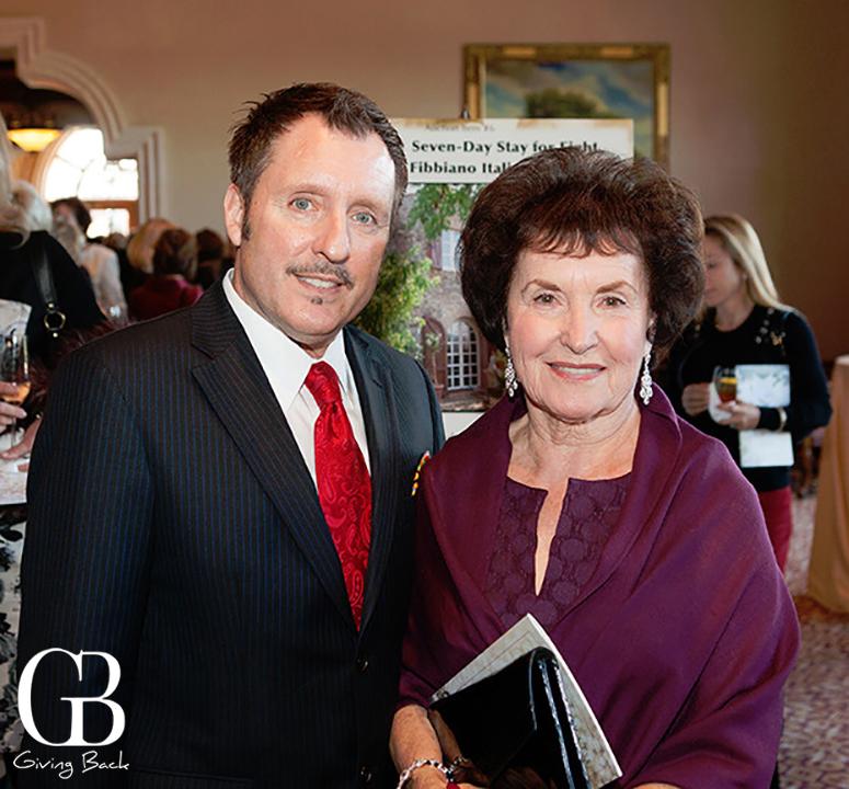 Vince Heald and Evelyn Heald