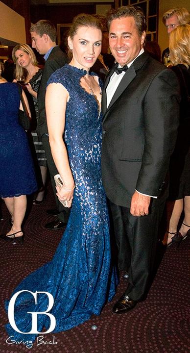 Violetta and Steven Sansoni
