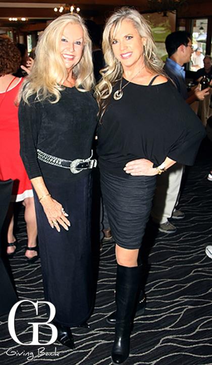 Virginia Accetta and Susan Ashley