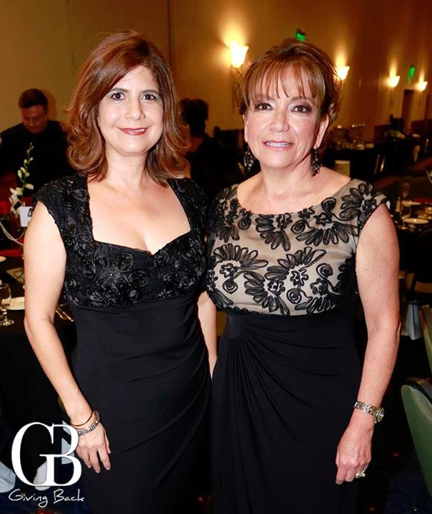 Viviana Rico and Ana Meigs