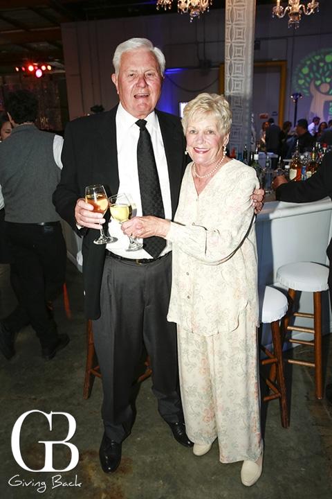 Warren and Cherie Johnson