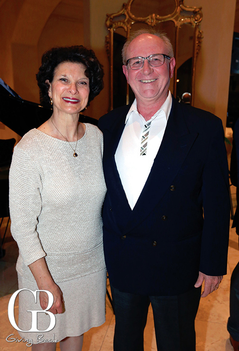 Wendy and Chaim Avraham