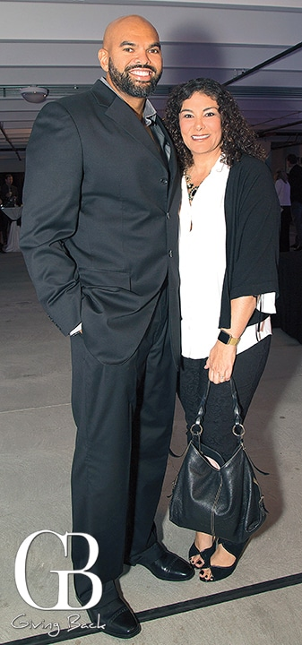 Wes and Katrina Cooper