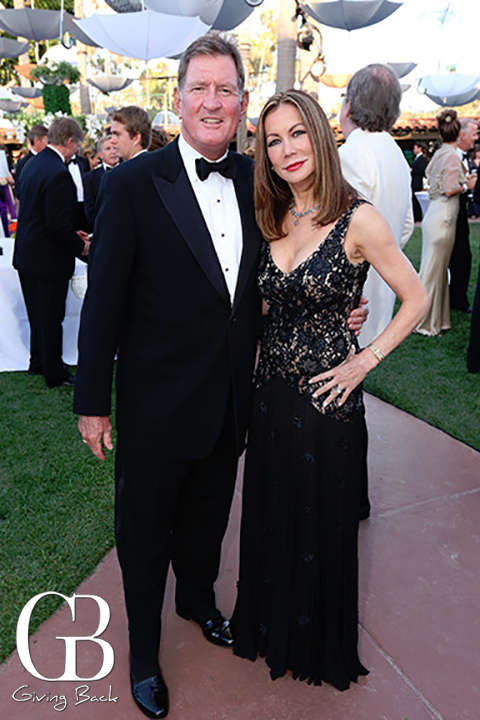 Xavier and Jackie Sheid