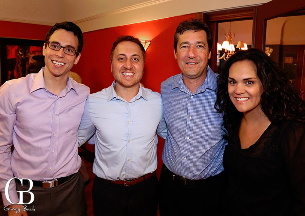 Yaacov Silverman  Michael Moradzadeh  Juan Zuniga and Angela Gonzales