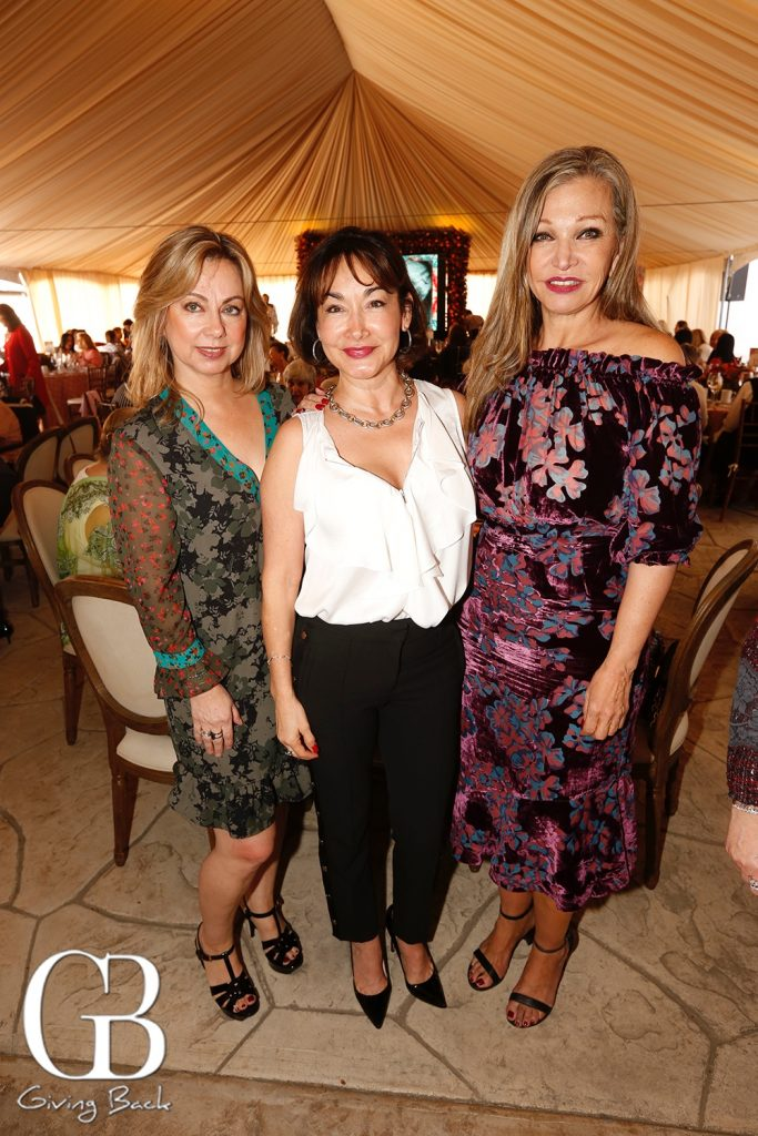 Yanula Ramirez  Mayra Leon and Carmelita Morales