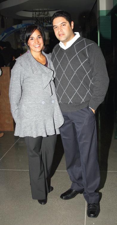 Yemina Mascarejo y Roman Pereyra